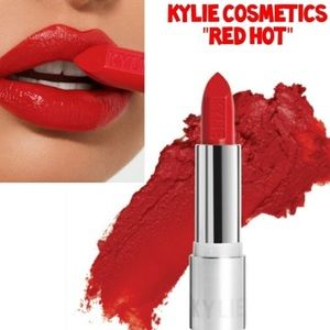 """💋New Kylie Cosmetics """"Red Hot"""" Classic Lipstick💋"""